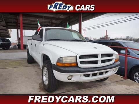 2001 Dodge Dakota for sale in Houston, TX