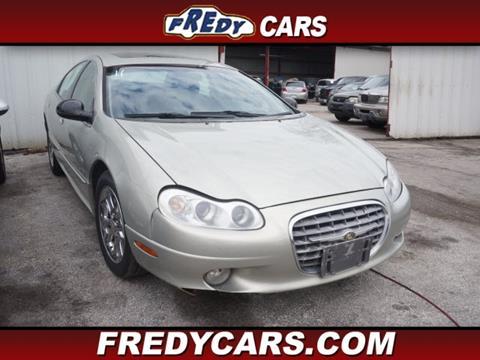 2000 Chrysler LHS for sale in Houston, TX