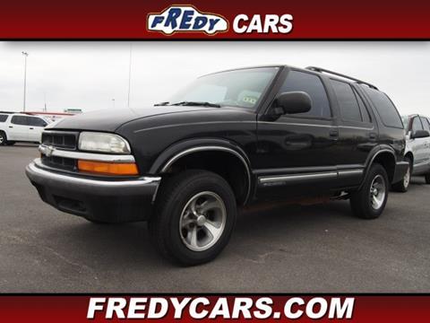 2001 Chevrolet Blazer for sale in Houston, TX