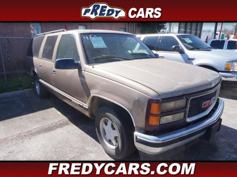 1996 Chevrolet Suburban for sale in Houston, TX