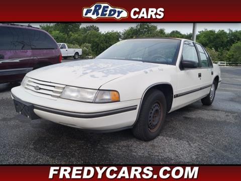 1991 Chevrolet Lumina for sale in Houston, TX