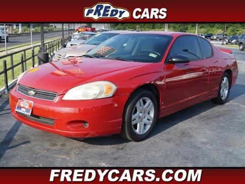 2007 Chevrolet Monte Carlo for sale in Houston, TX