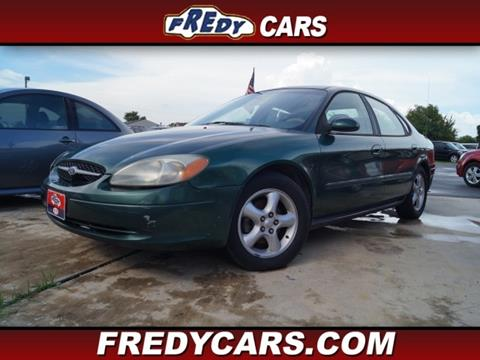 2000 Ford Taurus for sale in Houston, TX