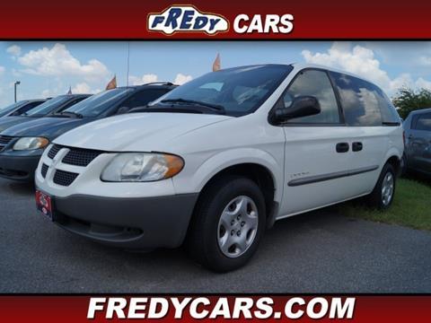 2001 Dodge Caravan for sale in Houston, TX