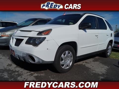 2005 Pontiac Aztek for sale in Houston, TX