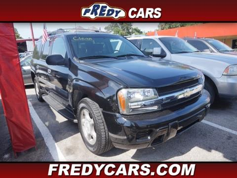 2004 Chevrolet TrailBlazer EXT for sale in Houston, TX