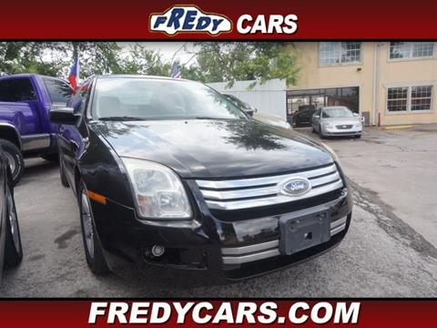 2008 Ford Fusion For Sale In Texas