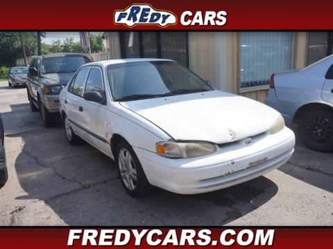 2001 Chevrolet Prizm for sale in Houston, TX