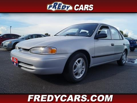 2002 Chevrolet Prizm for sale in Houston, TX