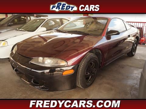 1999 Mitsubishi Eclipse for sale in Houston, TX
