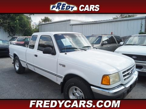 2001 Ford Ranger for sale in Houston, TX