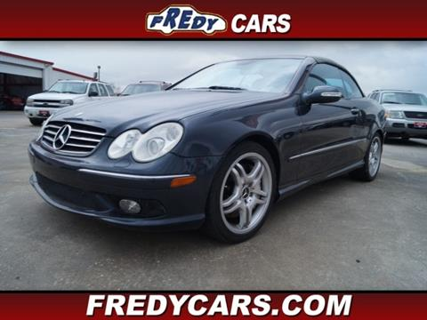 2005 mercedes benz clk for sale in houston tx for Mercedes benz for sale in houston