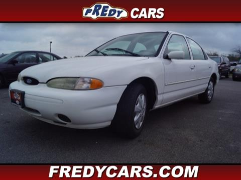 used 1996 ford contour for sale in middleburg pa carsforsale com carsforsale com