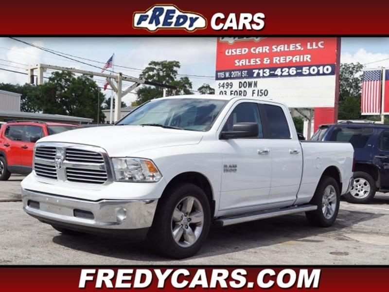 2015 ram ram pickup 1500 big horn in houston tx fredy cars for less. Black Bedroom Furniture Sets. Home Design Ideas