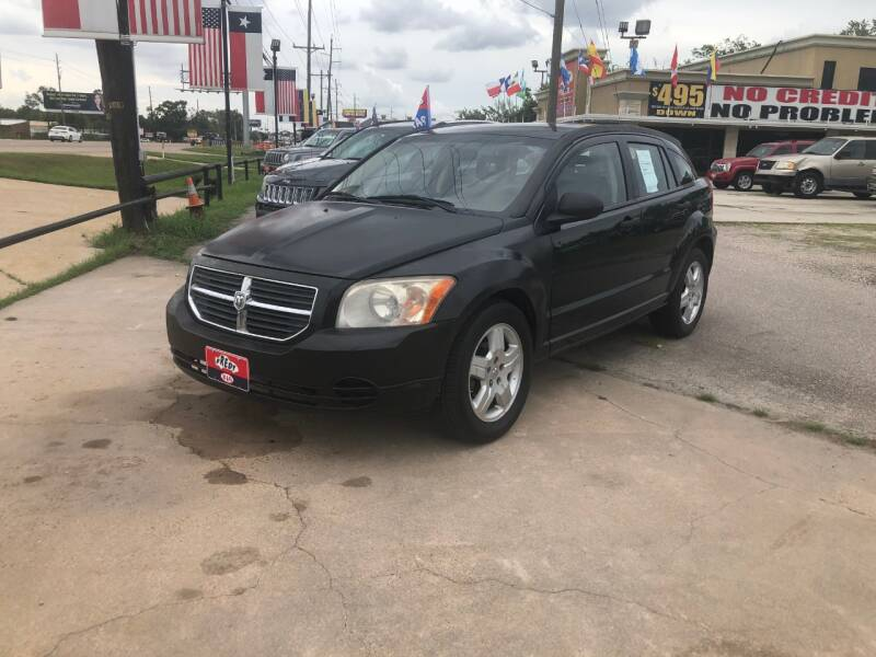2008 Dodge Caliber for sale at FREDY CARS FOR LESS in Houston TX