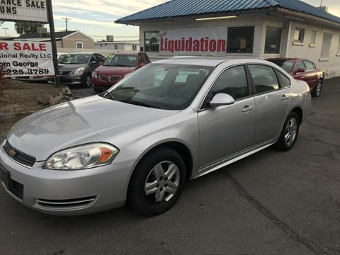 2010 Chevrolet Impala for sale in Orem, UT