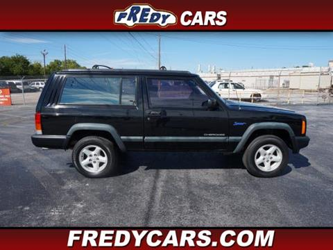 1998 Jeep Cherokee for sale in Houston, TX