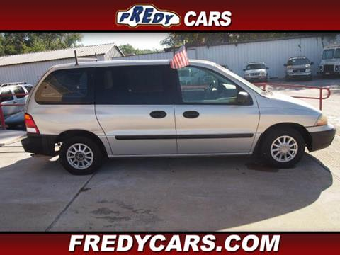 2003 Ford Windstar Cargo for sale in Houston, TX