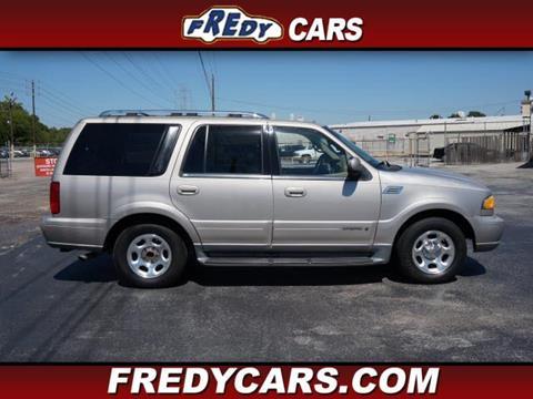 2001 Lincoln Navigator for sale in Houston, TX