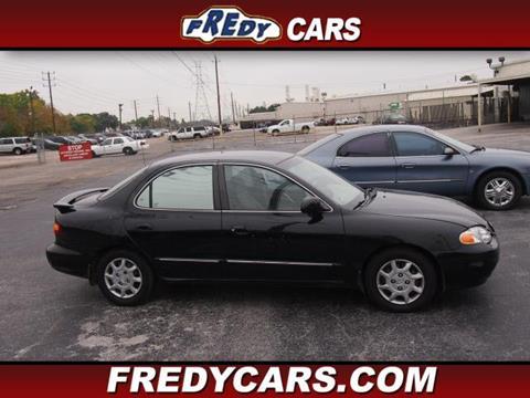 2000 Hyundai Elantra for sale in Houston, TX