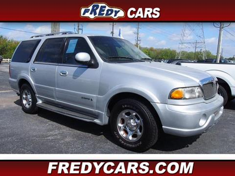 2000 Lincoln Navigator for sale in Houston, TX