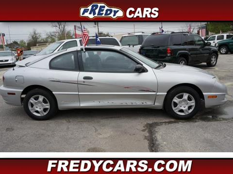 2003 Pontiac Sunfire for sale in Houston, TX