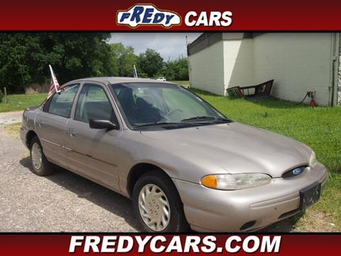 1997 Ford Contour for sale in Houston, TX