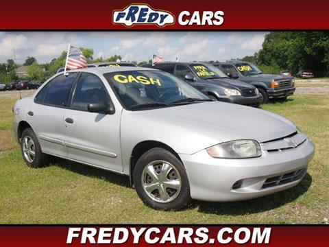 2003 Chevrolet Cavalier for sale in Houston, TX