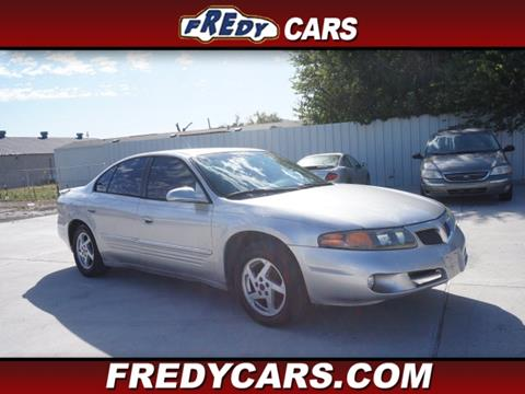 2004 Pontiac Bonneville for sale in Houston, TX