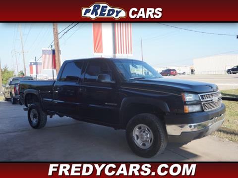 2005 chevrolet silverado 2500hd for sale in houston tx. Black Bedroom Furniture Sets. Home Design Ideas