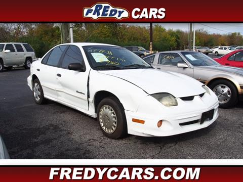 2002 Pontiac Sunfire for sale in Houston, TX