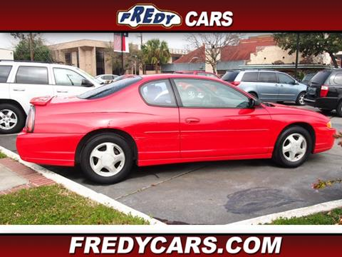 2000 Chevrolet Monte Carlo for sale in Houston, TX