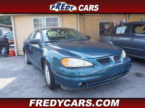 2003 Pontiac Grand Am for sale in Houston, TX