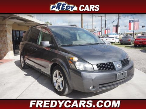 2006 Nissan Quest for sale in Houston, TX
