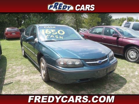 2000 Chevrolet Impala for sale in Houston, TX