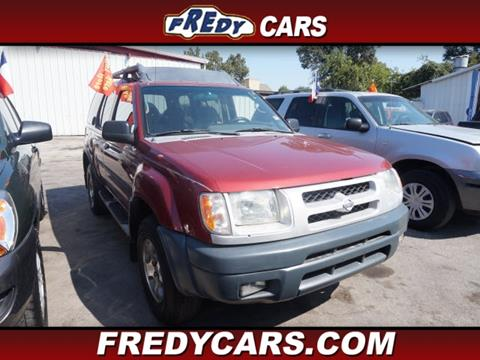 2001 Nissan Xterra for sale in Houston, TX