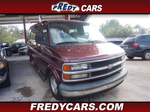 1996 Chevrolet Chevy Van for sale in Houston, TX
