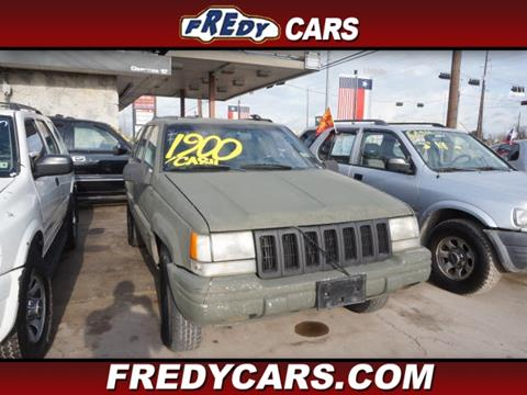 1993 Jeep Grand Cherokee for sale in Houston, TX