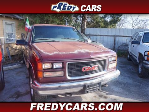 1997 GMC Sierra 2500 for sale in Houston, TX