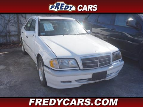 1999 Mercedes-Benz C-Class for sale in Houston, TX