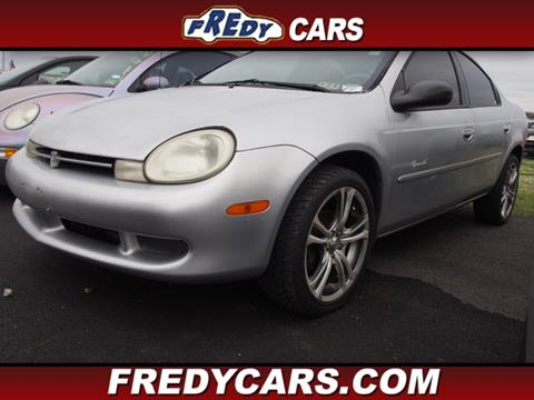2000 Plymouth Neon for sale in Houston, TX