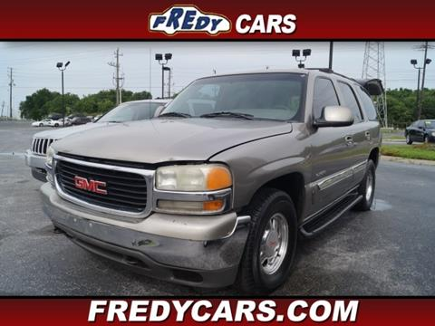 2002 GMC Yukon for sale in Houston, TX