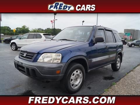 1998 Honda CR-V for sale in Houston, TX