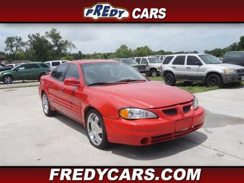 1999 Pontiac Grand Am for sale in Houston, TX