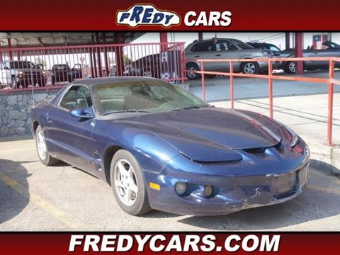 1998 Pontiac Firebird for sale in Houston, TX