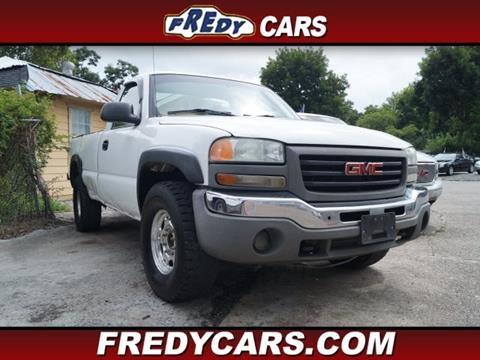 2004 GMC Sierra 2500 for sale in Houston, TX