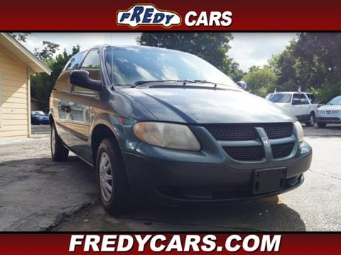 2002 Dodge Caravan for sale in Houston, TX