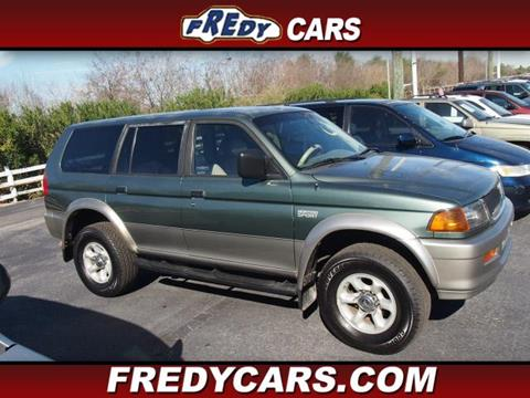 1998 Mitsubishi Montero Sport for sale in Houston, TX