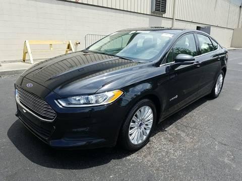 2014 Ford Fusion Hybrid for sale in Alpharetta, GA