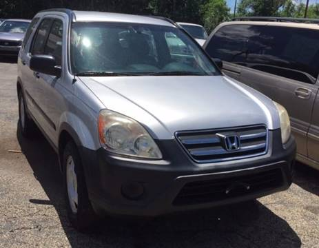 2006 Honda CR-V for sale in Sandwich, IL